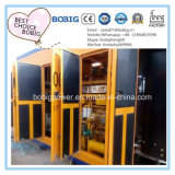 500kw Biogas 메탄 가스 발전기에 30kw는 침묵하는 유형을 연다