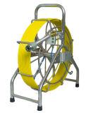 Sistema Self-Leveling da câmera da inspeção do dreno da tubulação de Witson com cabo do impulso de 60m e controlador de DVR