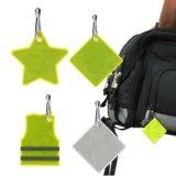 ICODE SLIX2 vuelo reflectantes de la etiqueta RFID de TPU para bomberos de gestión de la ropa