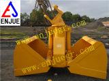 La producción china de concha de la excavadora hidráulica para agarrar la cuchara para la venta