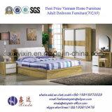 Мебель комплектов спальни деревянной кровати Китая самомоднейшая (F05#)