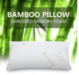 Bamboo Shredded Memory Foam Pillow Rei Padrão Rei Padrão