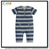 Bande d'usure de l'impression bébé V-Neck Toddler Playsuit