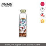 frasco de vidro bebendo de Borosilicate da garrafa de água 840ml