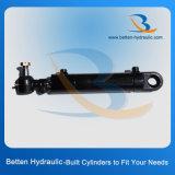 Cylindre hydraulique de direction hydraulique de 5 tonnes pour excavatrice