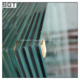 3-19mm Safety Tempered / Toughened Glass for Building Door / Window
