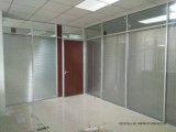실내 알루미늄 밀어남 사무실 칸막이벽