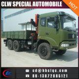 Guindaste militar do caminhão de Dongfeng 6X6 7ton