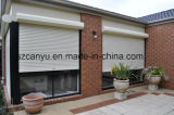Niedriger Preis-Qualitäts-Aluminiumrollen-Blendenverschluss-Fenster