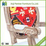 2016安い価格の木のスタック可能レストランの椅子(Jodie)