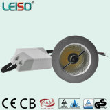 Dimmable 240V、80-98ra、Sdcm<5、R9: (j) 98 Ar70 LED Lamp&Driver7w S607