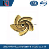 Hot Sale OEM Brass Impeller for Pumps