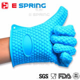 Gants en silicone antidérapants respirants à haute température