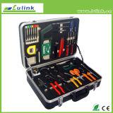 便利なファイバーの融合の接続の工具セットLk6003