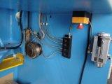 Controladores hidráulicos do CNC da guilhotina da função especial de QC11k que cortam a máquina de estaca Huaxia