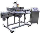 Machine à étiquettes semi automatique de bouteille ronde