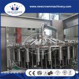 Nueva venta de alta velocidad de la máquina de rellenar del agua del diseño