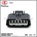 6189-1012의 6개의 Pin 남성 자동 플러그 차 플러그 주름 연결관