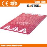 Cojín negro o rojo productos de caucho velocidad de la carretera