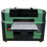 Stampante UV di piccola dimensione A3 Wer-E2000 per stampa della cassa del telefono