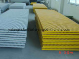 La fibra de vidrio FRP rejilla de la rejilla Proveedores de piso
