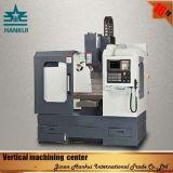 Центр CNC вертикальный подвергая механической обработке длины оси 600mm x