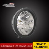 Road 4X4 Vehicles LED Drving Light 떨어져 7 인치