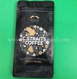 Kundenspezifischer Fastfood- Kaffee-Beutel mit Reißverschluss, Qualität