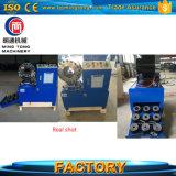 Máquina de friso da mangueira hidráulica para a mola de ar de choque da suspensão do ar