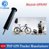 自転車のバイク隠れる小型GPSの追跡者GPS305 GSM/GPRSのリアルタイムの追跡の容易