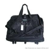 "VAGULA 36 ""Rolling Wheeled Duffle Bag Spinner Suitcase Bagagem expansível"