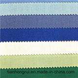 CVC 75/24/1 di tessuto antistatico ignifugo della saia di fluorescenza per la maglia di Ciao-Forza