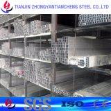 6061 6063 Aluminium-quadratisches Gefäß/Rohr quadratisches Gefäß-Aluminiumauf Lager