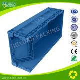 青く環境に優しい輸送の折る木枠