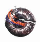 Le transformateur toroïdal le bruit de vibration est petit, et le faisceau sans entrefer peut réduire le faisceau de fer