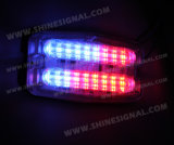 Cola de coches del freno de la escena de la luz de advertencia de Interior (S24)