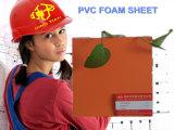 Het oranje Blad van het pvc- Schuim voor Schip bekleedt 210mm