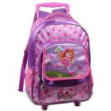 De roze Schooltas van de Rugzak van het Karretje voor Meisje (PK-SC1301B)
