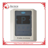 Richting Lezer RFID in het Systeem van het Parkeren