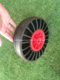 rotella di gomma del solido della polvere 10inch
