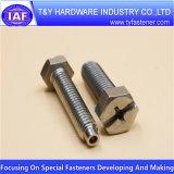 Boulon de l'acier inoxydable 316 du prix concurrentiel DIN933 DIN931 DIN6921 304