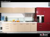 Keukenkasten van de Lak van de Stijl van de Schudbeker van de Prijs van Welbom de Beste
