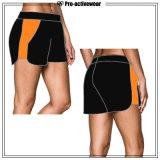 OEM Sulimation Womens Girls Ladies shorts à séchage rapide
