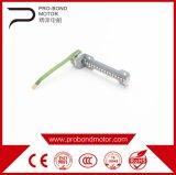 Motor pequeno linear elétrico diáfano da forma do CNC melhor
