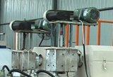 Compuesto de cinco capas de película de la burbuja de la máquina 1000mm