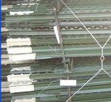 Столб загородки стали углерода, пикетчик столба, столб y