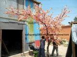 Heißer Verkauf, der dekorativen künstlichen Sakura-Kirschblüten-Baum Wedding ist