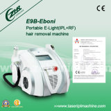 E9b-Eboni Portable 2in1 IPL + RF Elight Máquina de depilação