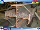 Fascio acciaio di profilo/della struttura d'acciaio/H