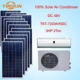 2ton 3HPのR-410Aの冷却剤が付いている新しい世代の太陽エネルギーの100%年のエアコン